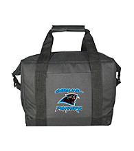TNT Media Group Carolina Panthers 12-pk. Black Kooler Bag™
