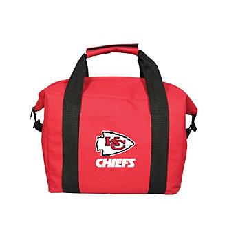 TNT Media Group Kansas City Chiefs 12-pk. Red Kooler Bag™