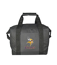 TNT Media Group Minnesota Vikings 12-pk. Black Kooler Bag™