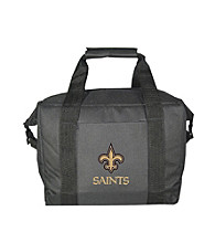 TNT Media Group New Orleans Saints 12-pk. Black Kooler Bag™