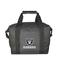 TNT Media Group Oakland Raiders 12-pk. Black Kooler Bag™