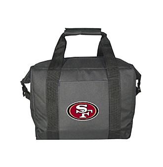TNT Media Group San Francisco 49ers 12-pk. Black Kooler Bag™