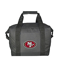 TNT Media Group San Francisco 49ers 12-pk. Black Kooler Bag™