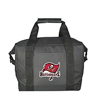 TNT Media Group Tampa Bay Buccaneers 12-pk. Black Kooler Bag™