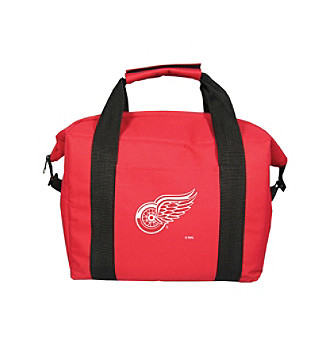 TNT Media Group Detroit Red Wings 12-pk. Red Kooler Bag™