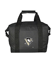 TNT Media Group Pittsburgh Penguins 12-pk. Black Kooler Bag™