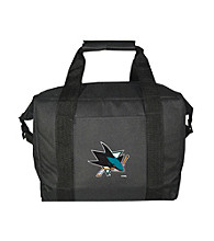 TNT Media Group San Jose Sharks 12-pk. Black Kooler Bag™