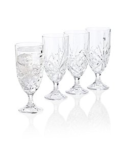 Godinger® Dublin Set of 4 Iced Beverage Glasses