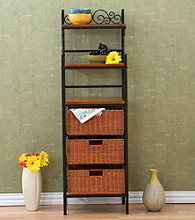 Holly & Martin™ Rancho 3-Drawer Baker's Rack