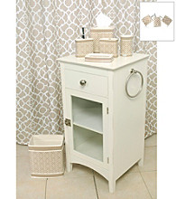Waverly® by Famous Home Fashions® Lovely Lattice Bath Accessory Collection
