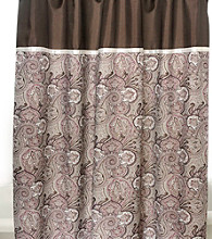 Waverly® by Famous Home Fashions® Paddock Shawl Shower Curtain