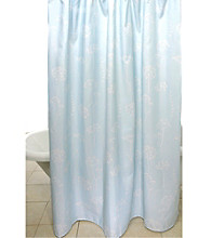 Waverly® by Famous Home Fashions® Simplicity Shower Curtain