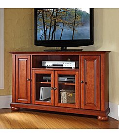 "Crosley Furniture Alexandria 48"" Corner TV Stand"