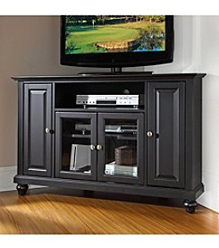 "Crosley Furniture Cambridge 48"" Corner TV Stand"