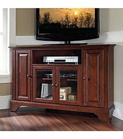 "Crosley Furniture LaFayette 48"" Corner TV Stand"