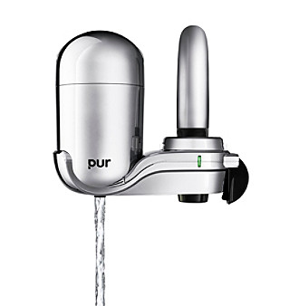 PUR 3 Stage Vertical Faucet Mount