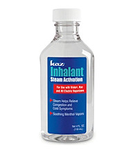 Kaz® Incorporated 4 oz Menthol Inhalant