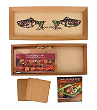 Nature's Cuisine Cedar Collections Box