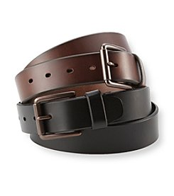 Dockers® Men's Logo Bridle Belt