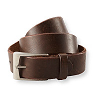Levi's® Men's Brown Beveled Edge Belt