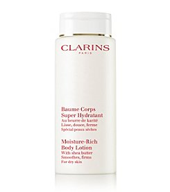Clarins® Super-Size Moisture-Rich Body Lotion (An $80 Value)
