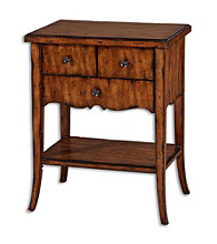 Uttermost Carmel End Table