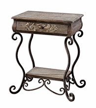 Uttermost Vila Nova Accent Table