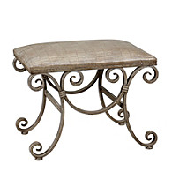 Uttermost Leontina Small Bench