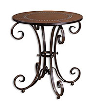Uttermost Lyra Accent Table