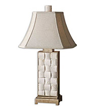 Uttermost Travertine Lamp