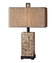 Uttermost Rustic Pearl Table Lamp
