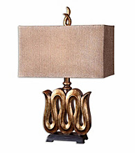 Uttermost Serpente Lamp