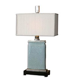 Uttermost Azure Lamp