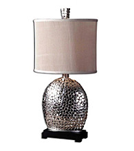 Uttermost Harrison Silver Table Lamp
