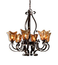 Uttermost Vetraio 6-Light Chandelier
