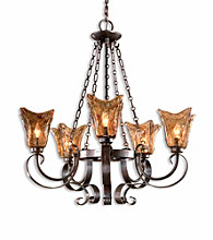 Uttermost Vetraio 5-Light Chandelier