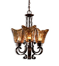 Uttermost Vetraio 3-Light Chandelier