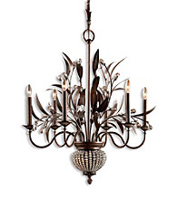Uttermost Cristal De Lisbon 6-Light Chandelier