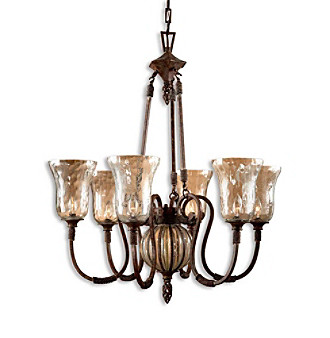 Uttermost Galeana 6-Light Chandelier