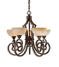 Uttermost Legato 5-Light Chandelier