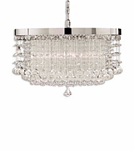 Uttermost Fascination 3-Light Chandelier