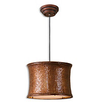 Uttermost Marcel Copper Hanging Shade