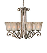 Uttermost Lyon 6-Light Chandelier