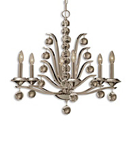 Uttermost Kane 6-Light Chandelier