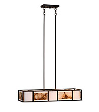 Uttermost Quarry 4-Light Chandelier