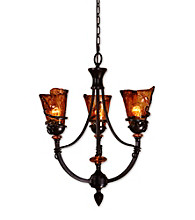 Uttermost Vitalia 3-Light Chandelier