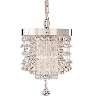 Uttermost Fascination Crystal Mini Pendant