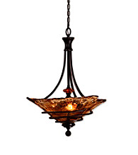 Uttermost Vitalia 3-Light Pendant