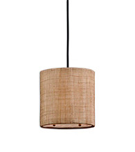 Uttermost Dafina 1-Light Mini Hanging Shade