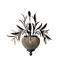 Uttermost Cristal De Lisbon 2-Light Wall Sconce